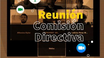 Reunión de Comisión Directiva