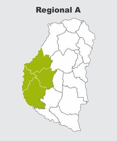 Regional A COPAER