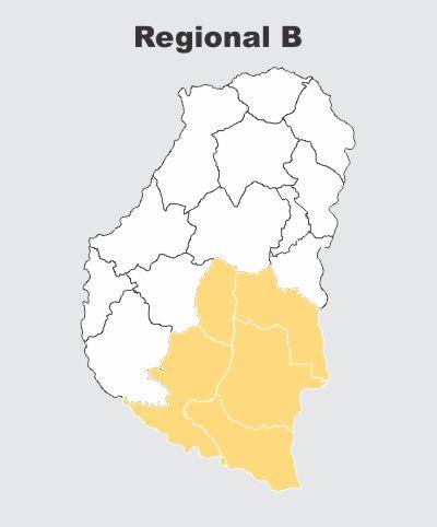 Regional B COPAER