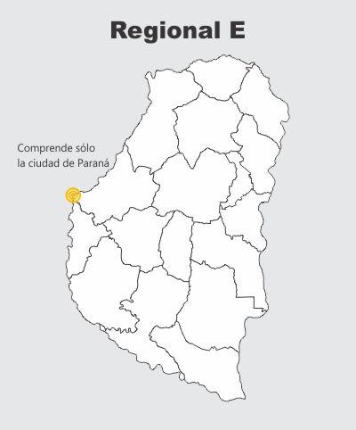Regional E COPAER