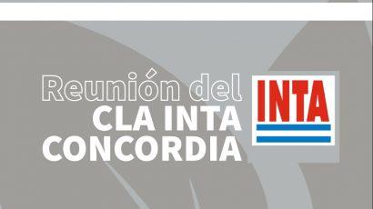 Novedades: CLA INTA Concordia