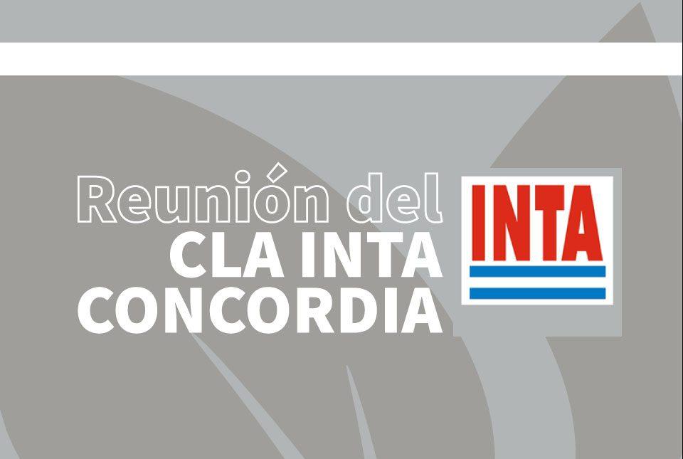 Reunión del CLA Concordia