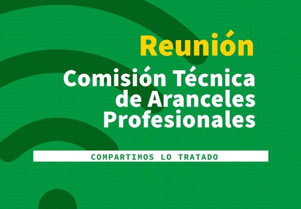 Comisión de Aranceles Profesionales