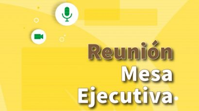 Primera reunión de Mesa Ejecutiva del mes de junio