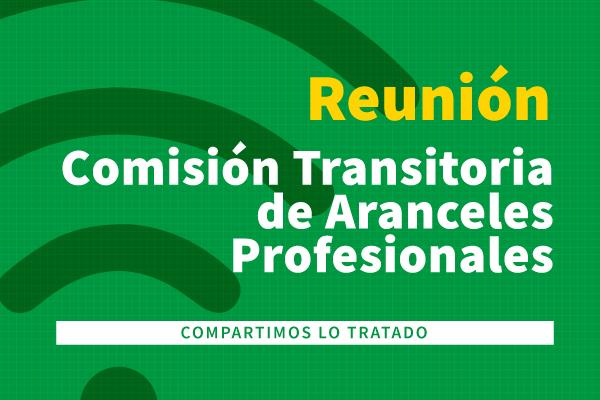 Nueva reunión de la Comisión de Aranceles