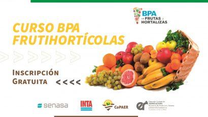 CURSO BPA Frutihortícolas