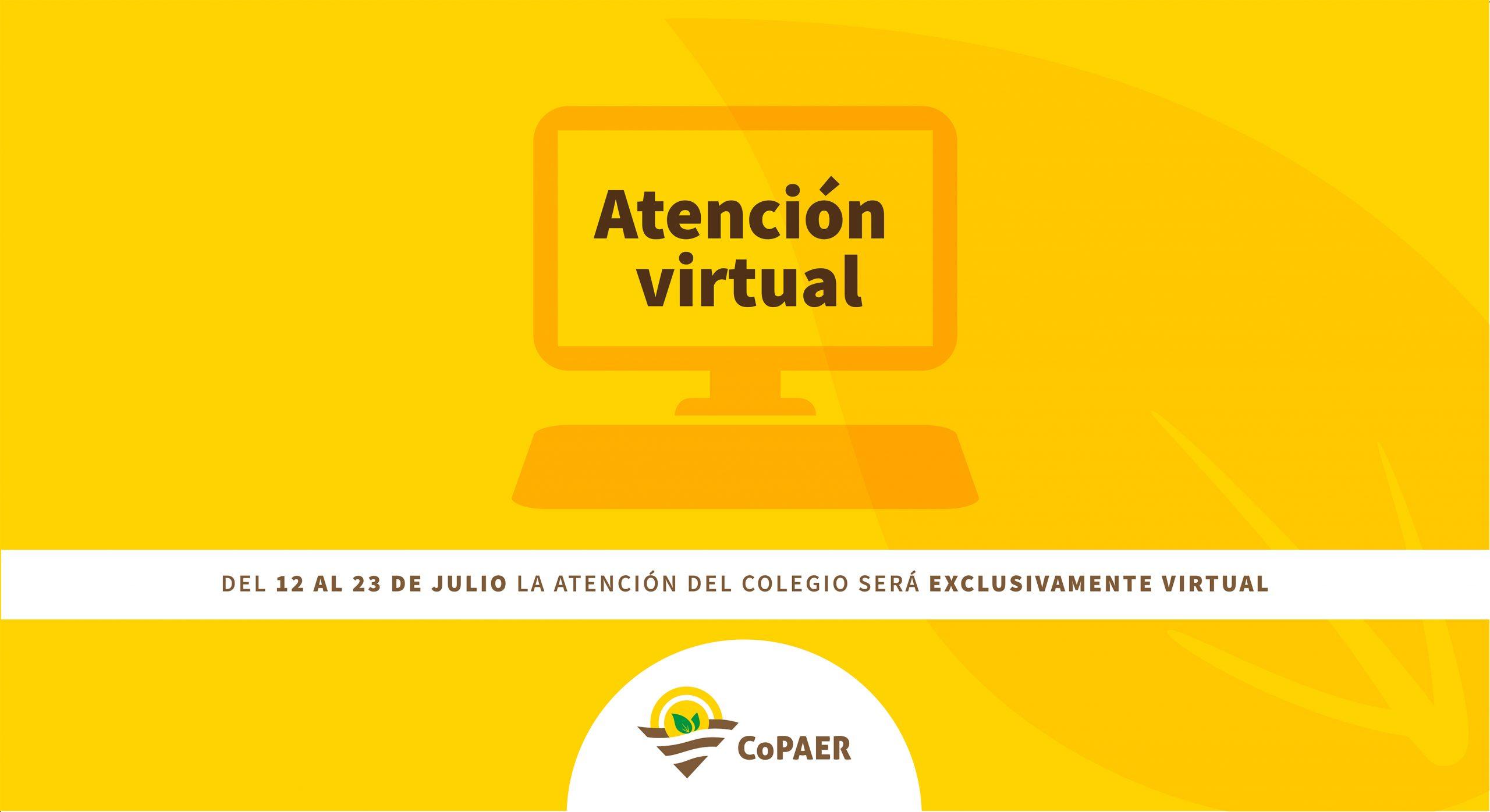 Información importante sobre la atención administrativa
