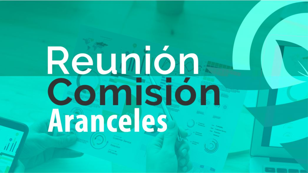Informe de la reunión de la Comisión Transitoria de Aranceles Profesionales