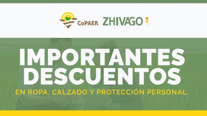 Importantes Beneficios en «Zhivago Seguridad Industrial»
